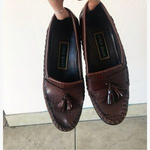 Cole Haan Dwight Classic Kiltie Loafers